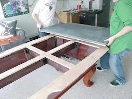 Pool table moves in Fort Collins Colorado